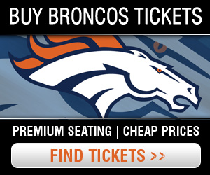 Broncos Tickets